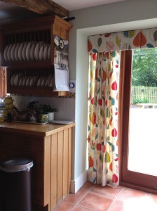 Hard Pelmet Curtains and Roman Blinds - West Hunsbury, Northampton.